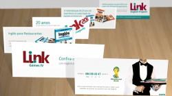 Banners LinkEnglish