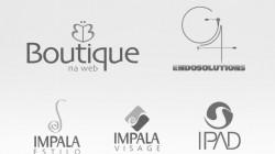 Criação de logotipo, vários clientes
