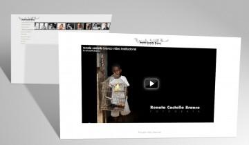 Site Renata Castello Branco