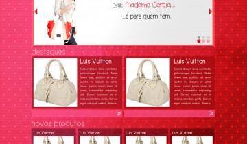Site Madame Cereja