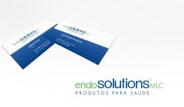 Logotipo e cartões de visitas